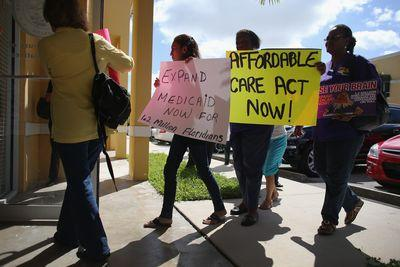 The battle for Medicaid expansion is getting messy