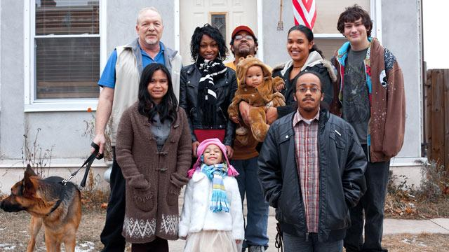 Occupy Our Homes Campaign Launches Against Foreclosures Indoors