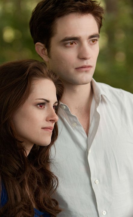 First look Twilight Breaking Dawn Part II