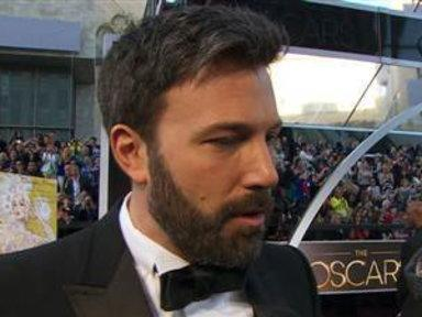 Ben Affleck: Oscars 'is Like the World Series'