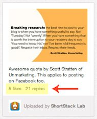 10 Quick Tips for Posting Better Facebook Status Updates image pinexample2.jpg2