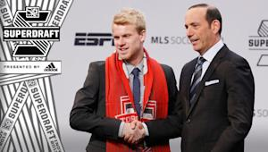 MLS SuperDraft: Toronto land both their targets and more