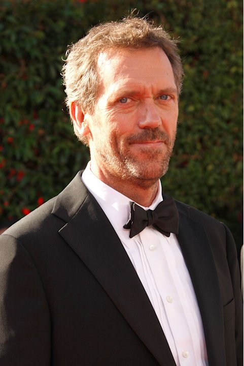 Hugh Laurie arrives at the 59th Annual Primetime Emmy Awards at the Shrine Auditorium on September 16, 2007 in Los Angeles, California.