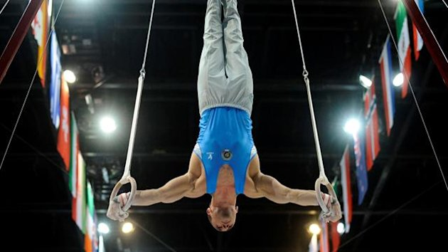Matteo Morandi - Italy - World Championship Rotterdam 2010