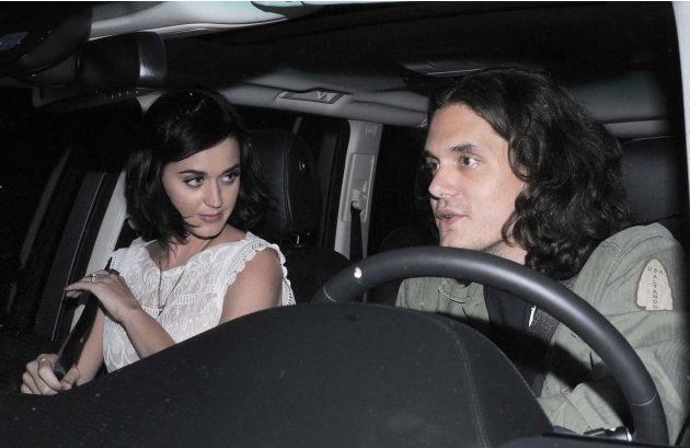 John Mayer y Katy Perry E …