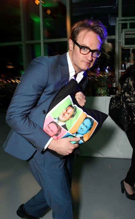"Josh Lawson attends the premiere party for Showtime's new series ""House of Lies&quot held at the AT&T Center Theatre on January 4, 2012 in Los Angeles, California."