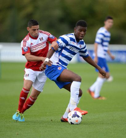 Soccer - Barclays U21 Premier League - Reading v Fulham - Reading Training Ground