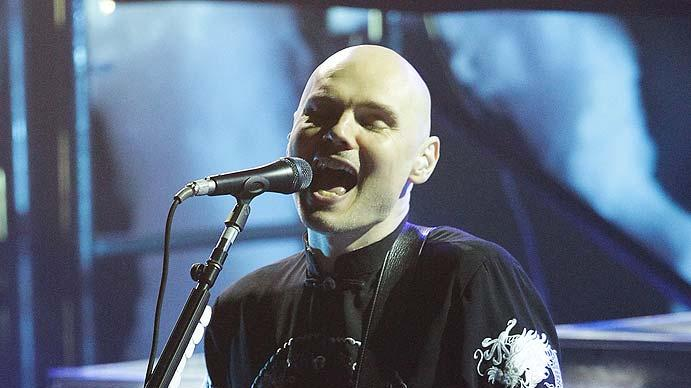 Billy Corgan KROQ Xmas