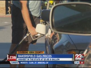 Bako Gas Prices Rise