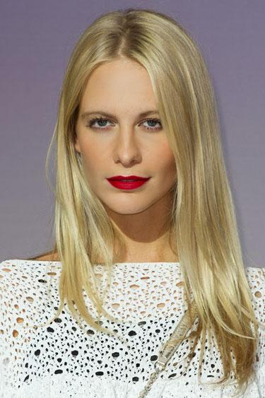 Red Hot Pout - Poppy Delevigne