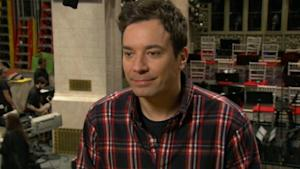 Jimmy Fallon On Hosting 'Saturday Night Live': 'I'm Freaking Out' -- Access Hollywood