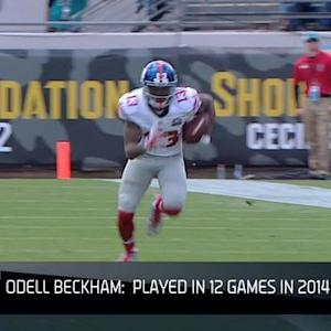 Fantasy Debate: What round do you draft Odell Beckham Jr.?
