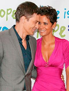 Halle Berry, Olivier Martinez Are Engaged!