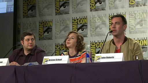 Comic-Con 2013 Panel: The Songs of Linda