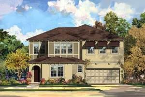 Modern Elegance and Innovative Living Spaces Will Highlight Wisteria at Rosedale by Christopher Homes
