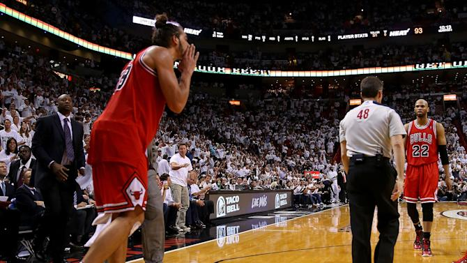 Chicago Bulls v Miami Heat - Game Two