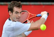 US Open champion Andy Murray, seen her eon October 5, has admitted that winning his first Grand Slam had been a huge relief but said reaching the world number one ranking would be tough in an era of such intense competition