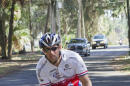 This handout photo, taken in November 2010, provided by Ride 2 Recovery, shows Clay Hunt in the 2010 Florida Ride. The mother of a Marine Corps veteran who killed himself in 2011 is urging Congress to bolster mental health service for veterans to slow a suicide epidemic that takes the lives of an estimated 22 veterans every day. Clay Hunt was just 26 when he committed suicide, following tours of duty in Iraq and Afghanistan. His mother, Susan Selke, said Hunt reached out to the Veterans Affairs Department but did not receive adequate treatment for post-traumatic stress disorder and other problems. (AP Photo/Ride 2 Recovery)