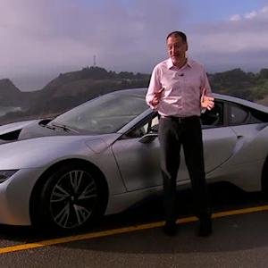 On the road: 2014 BMW i8