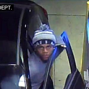 Caught on camera: Armed robbery outside Texas bank