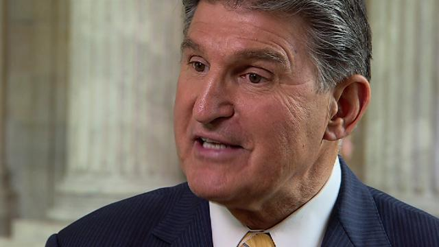 Manchin: Without NRA pressure, background check proposal would get 70 votes