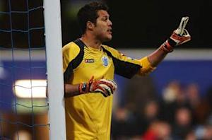 Redknapp 'doesn't like South Americans' - Gomes tells Julio Cesar to leave QPR
