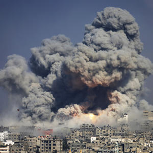 Gaza Official: at Least 100 Killed Tuesday