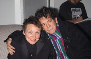 Lou Reed Was 'A Prince and a Fighter,' Laurie Anderson Recalls