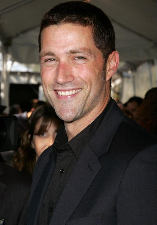 Matthew Fox at the ABC Upfront 2006-2007 on May 16, 2006