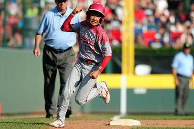 Japan and USA hit a whole bunch of home runs in the Little League World Series Championship