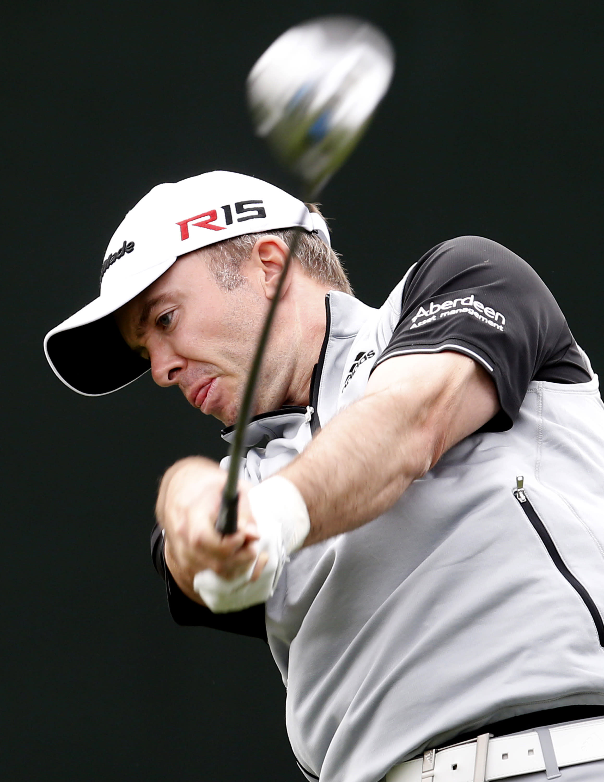 Laird takes a 3-shot lead in Phoenix Open