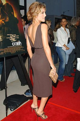 Premiere: Jennifer Esposito at the Beverly Hills premiere of Lions Gate Films' Crash - 4/26/2005