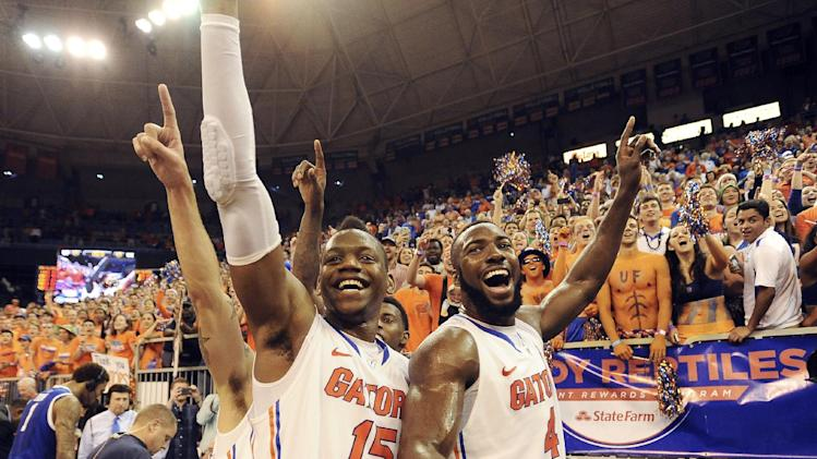 No. 1 Florida drawing comparisons to '07 champions