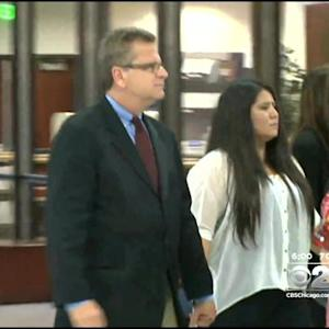 Carly Rousso Sentenced To 5 Years In Death Of Child