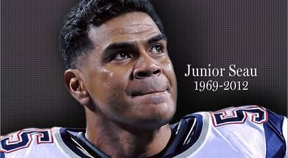 Seau's brain tests positive for CTE