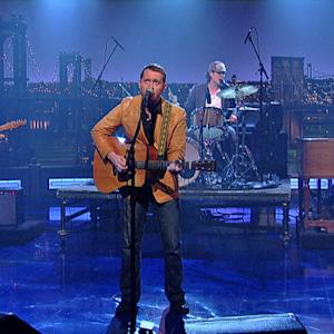 "John Fullbright: ""Happy"" - David Letterman"