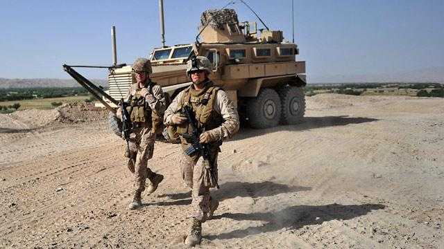 Four US Troops Killed in Afghan Inside Attack; 8 Coalition Troops Killed in 3 Days