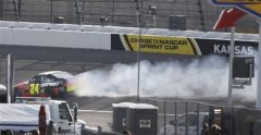 Jeff Gordon (24) Blows