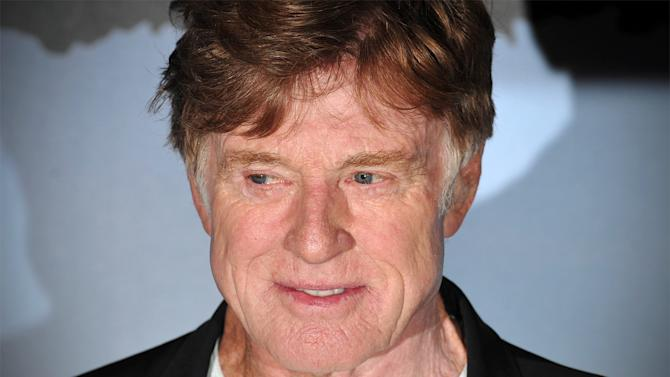 "Robert Redford is currently on the set of the film ""Truth,"" along with Cate Blanchett and Elisabeth Moss."