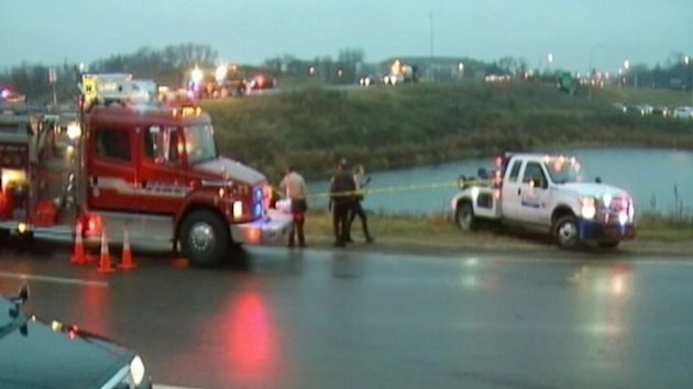 Five Kids Survive Submersion in Icy Pond for Up to 45 Minutes (ABC News)