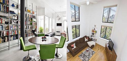 Real Estate Deathmatch: Which West Village Duplex Would You Spend $2 Million On?