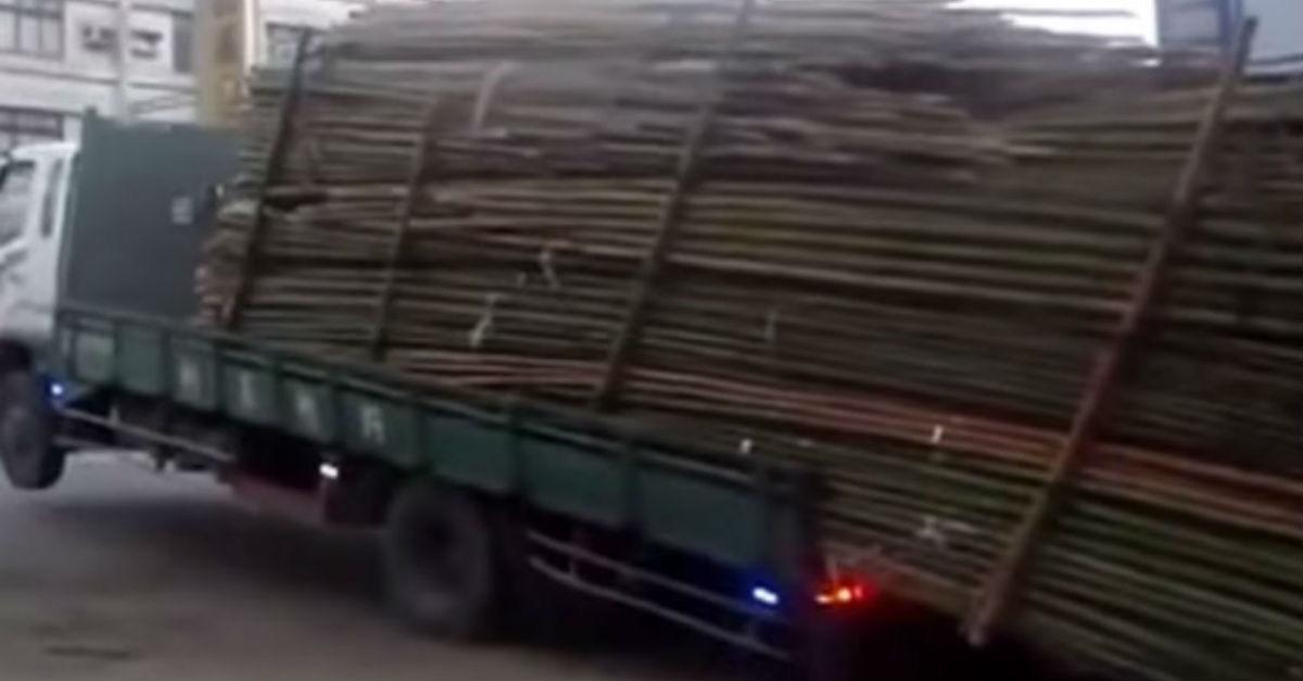 Best Truck Driver Ever? Watch What Happens Next...