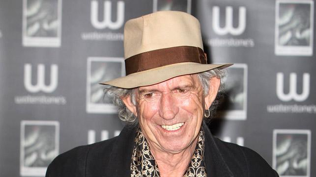 Keith Richards Keith Richards Signs Copies Of His Book Life