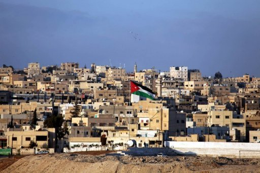 View of the Jordanian city of Zarqa in 2010. The ordeal of a 14-year-old girl who was kidnapped and raped repeatedly for three days has infuriated Jordanians, especially when her attacker agreed to marry her to avoid going to jail