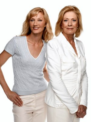 Joely Richardson and Vanessa Redgrave FX's Nip/Tuck