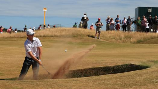 Z. Johnson leads after first round at Muirfield