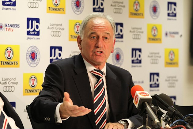 Charles Green is confident Rangers' match with Brechin will go ahead