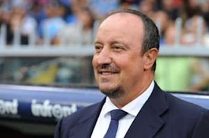 Benitez: Napoli can still win title