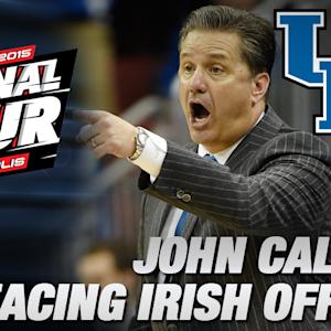 Kentucky's John Calipari On Facing ND's Potent Offense | ACC Road To Indy