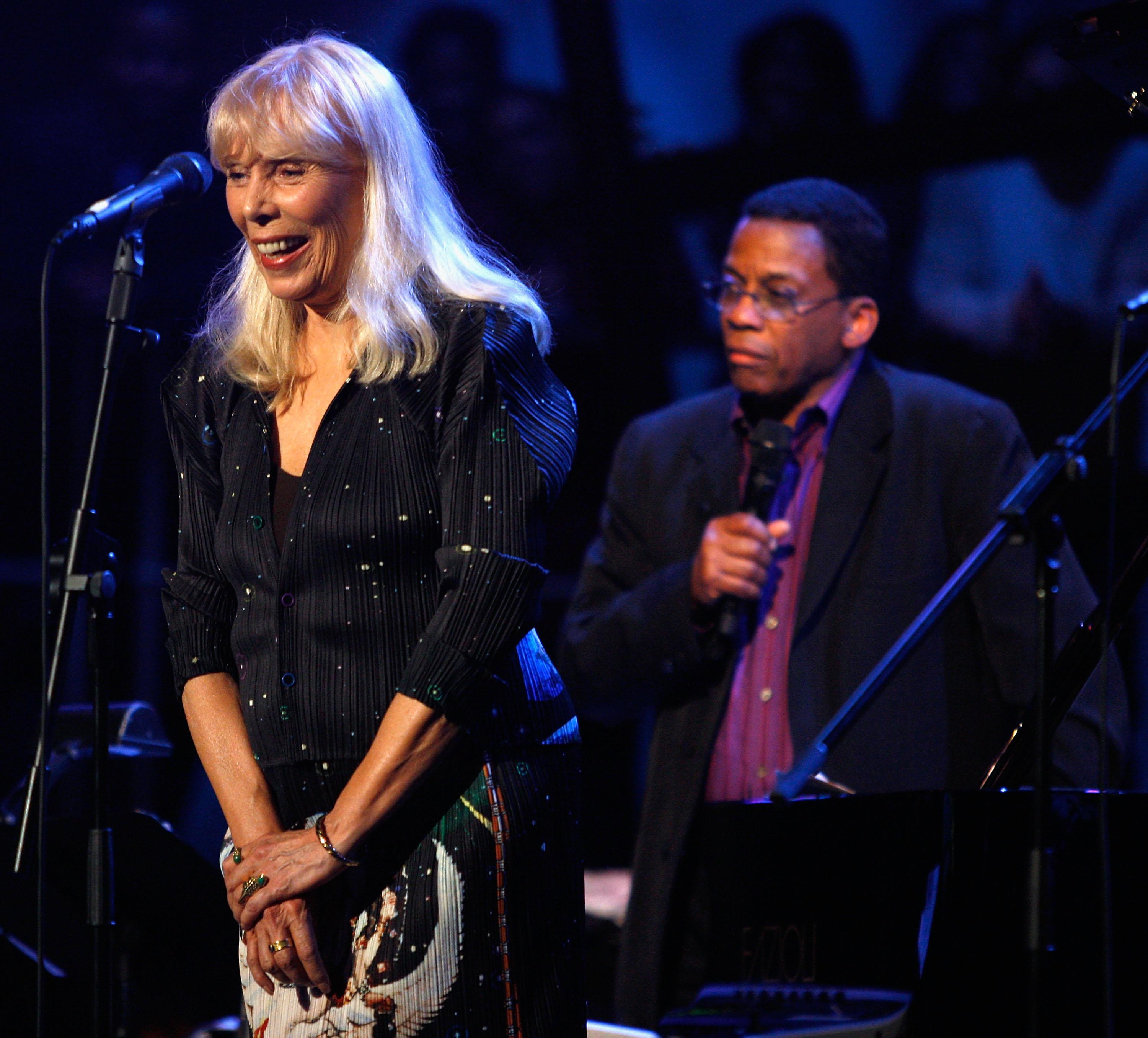 Lawyer says Joni Mitchell may be released from hospital soon